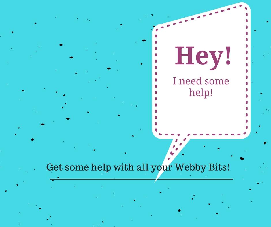 Web Help - Central Coast, NSW with Belinda